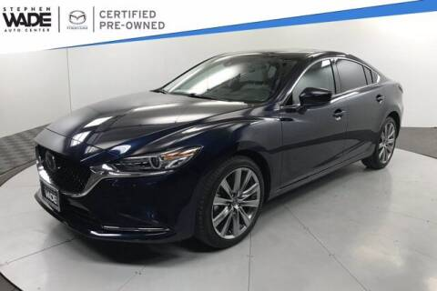 2020 Mazda MAZDA6 for sale at Stephen Wade Pre-Owned Supercenter in Saint George UT