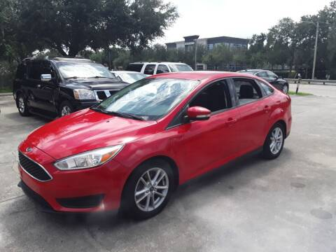 2016 Ford Focus for sale at FAMILY AUTO BROKERS in Longwood FL