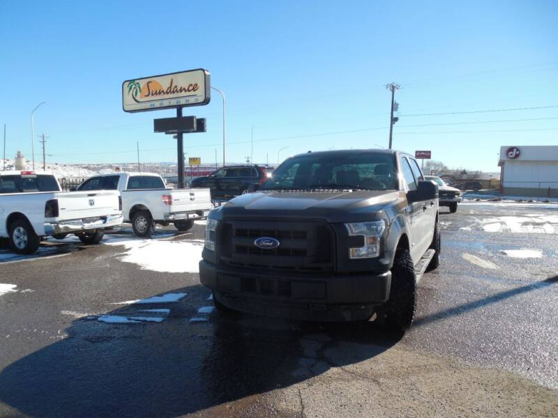 2016 Ford F-150 for sale at Sundance Motors in Gallup NM