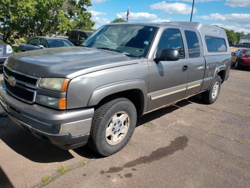 2006 Chevrolet Silverado 1500 for sale at Paulson Auto Sales in Chippewa Falls WI