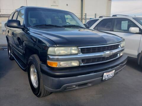 2003 Chevrolet Tahoe for sale at Express Auto Sales in Sacramento CA