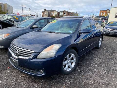 2008 Nissan Altima for sale at Noah Auto Sales in Philadelphia PA