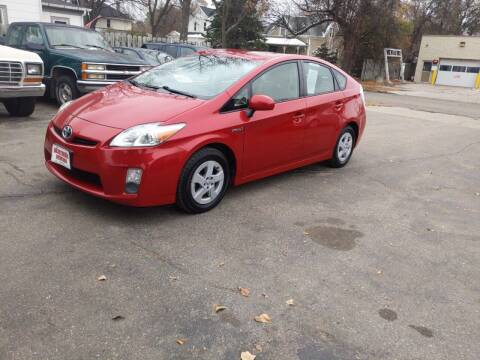 2011 Toyota Prius for sale at NORTHERN MOTORS INC in Grand Forks ND