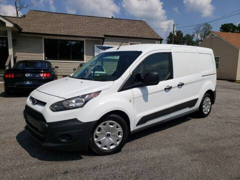 2015 Ford Transit Connect Cargo for sale at M & A Motors LLC in Marietta GA