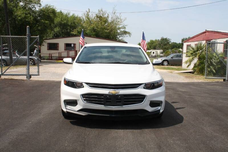 2017 Chevrolet Malibu for sale at Fabela's Auto Sales Inc. in Dickinson TX