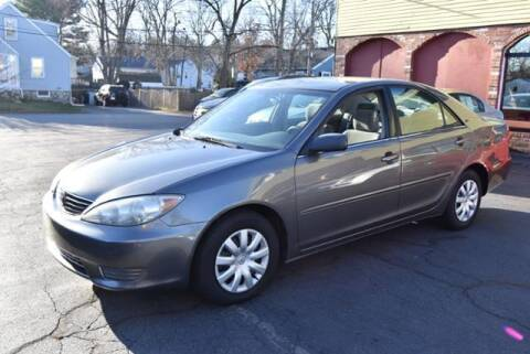 2006 Toyota Camry for sale at Absolute Auto Sales, Inc in Brockton MA