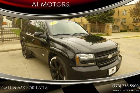 2006 Chevrolet TrailBlazer for sale at A1 Motors Inc in Chicago IL