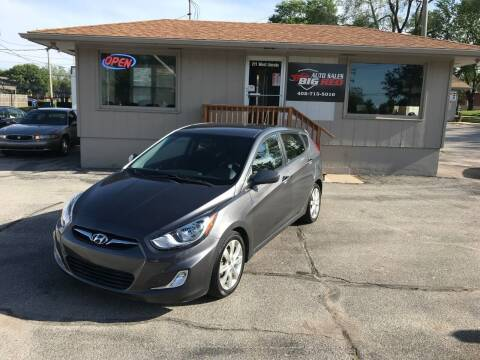 2012 Hyundai Accent for sale at Big Red Auto Sales in Papillion NE