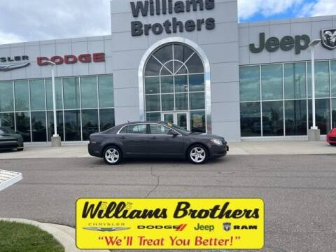 2011 Chevrolet Malibu for sale at Williams Brothers - Pre-Owned Monroe in Monroe MI