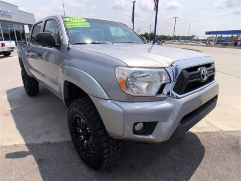 2015 Toyota Tacoma for sale at Show Me Auto Mall in Harrisonville MO