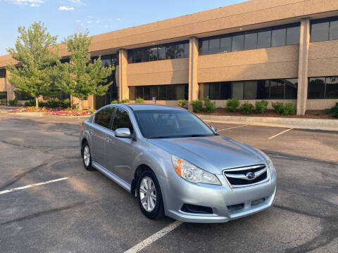2012 Subaru Legacy for sale at QUEST MOTORS in Englewood CO