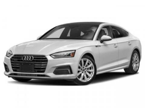2019 Audi A5 Sportback for sale at JEFF HAAS MAZDA in Houston TX