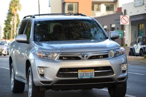 2011 Toyota Highlander Hybrid for sale at Brand Motors llc in Belmont CA