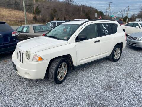 2007 Jeep Compass for sale at Bailey's Auto Sales in Cloverdale VA