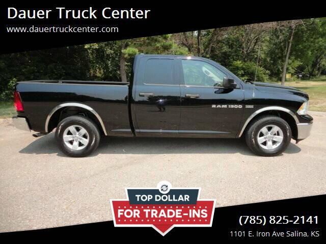 2012 RAM Ram Pickup 1500 for sale at Dauer Truck Center in Salina KS