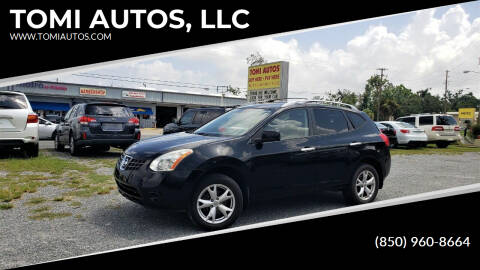 2010 Nissan Rogue for sale at TOMI AUTOS, LLC in Panama City FL