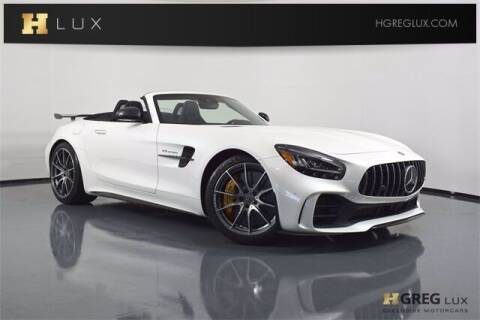 2020 Mercedes-Benz AMG GT for sale at HGREG LUX EXCLUSIVE MOTORCARS in Pompano Beach FL