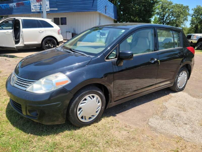 2009 Nissan Versa for sale at QUICK SALE AUTO in Mineola TX
