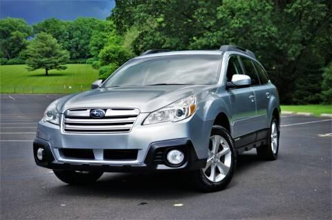 2013 Subaru Outback for sale at Speedy Automotive in Philadelphia PA