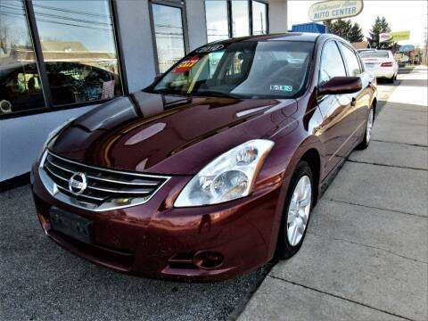 2010 Nissan Altima for sale at New Concept Auto Exchange in Glenolden PA