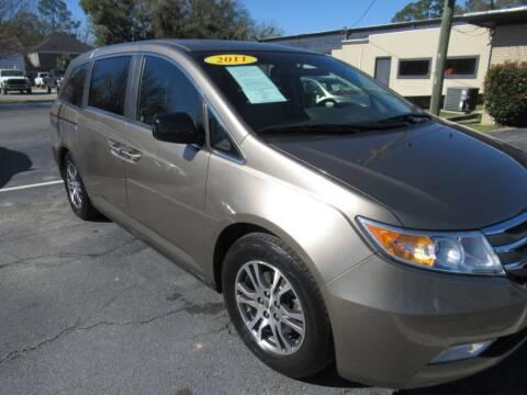 2011 Honda Odyssey for sale at Maluda Auto Sales in Valdosta GA