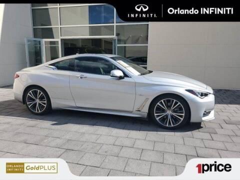 2018 Infiniti Q60 for sale at Orlando Infiniti in Orlando FL