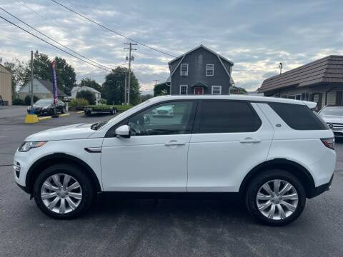 2016 Land Rover Discovery Sport for sale at MAGNUM MOTORS in Reedsville PA