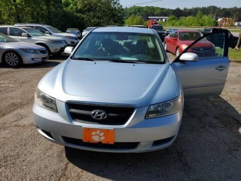 2008 Hyundai Sonata for sale at Moreland Motorsports in Conley GA