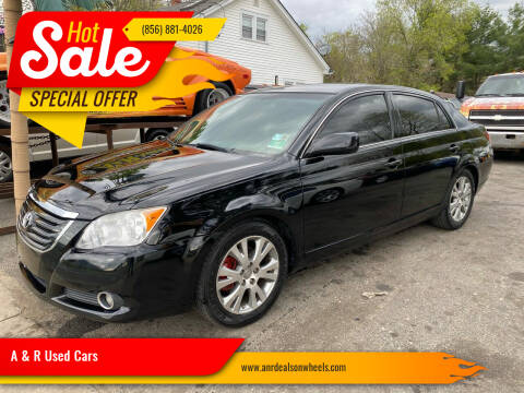 2008 Toyota Avalon for sale at A & R Used Cars in Clayton NJ