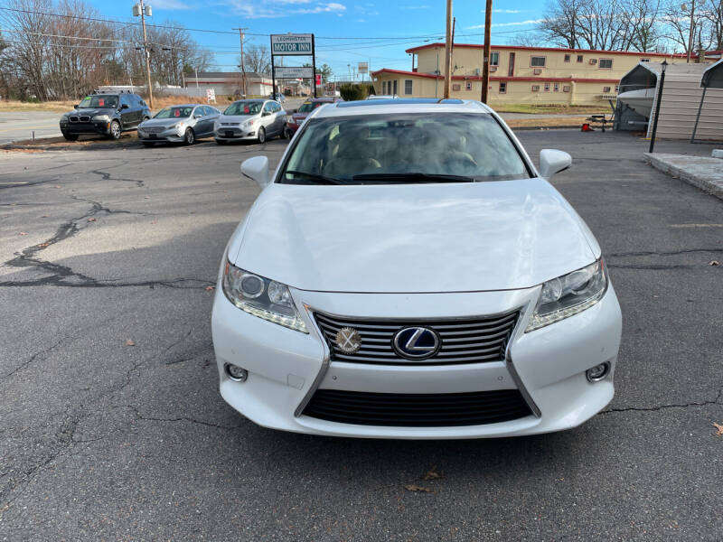 2015 Lexus ES 300h for sale at USA Auto Sales in Leominster MA