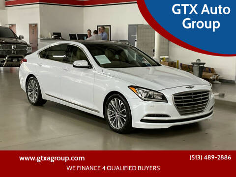 2015 Hyundai Genesis for sale at GTX Auto Group in West Chester OH