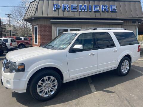 2011 Ford Expedition EL for sale at Premiere Auto Sales in Washington PA