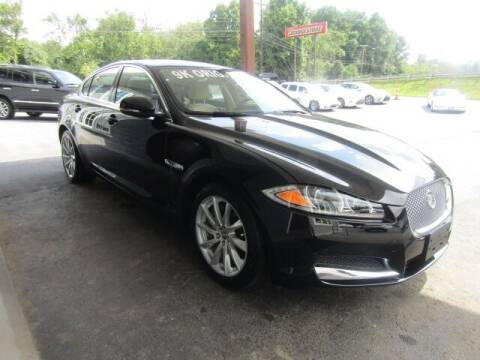 2012 Jaguar XF for sale at Specialty Car Company in North Wilkesboro NC