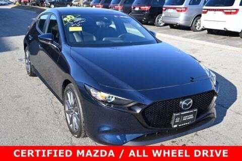 2020 Mazda Mazda3 Hatchback for sale at 495 Chrysler Jeep Dodge Ram in Lowell MA