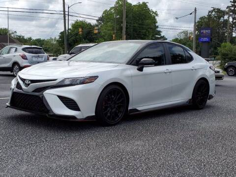 2021 Toyota Camry for sale at Gentry & Ware Motor Co. in Opelika AL