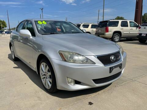 2006 Lexus IS 250 for sale at AP Auto Brokers in Longmont CO