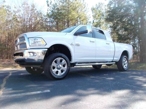 2014 RAM Ram Pickup 2500 for sale at Carolina Auto Sales in Trinity NC
