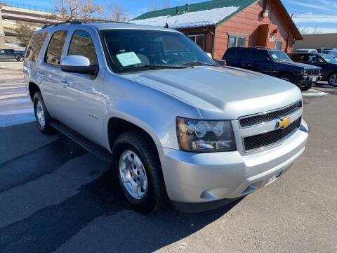2013 Chevrolet Tahoe for sale at BERKENKOTTER MOTORS in Brighton CO