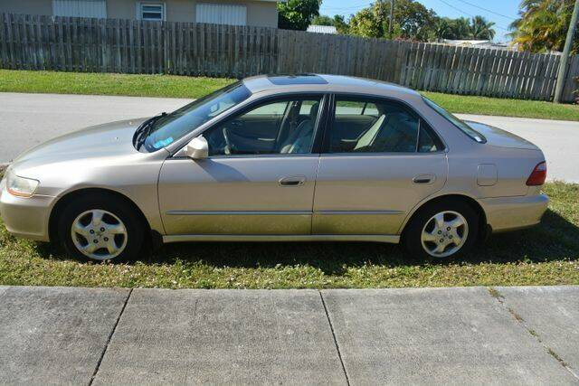 2000 Honda Accord for sale at POWERLINE AUTO CENTER in Fort Lauderdale FL