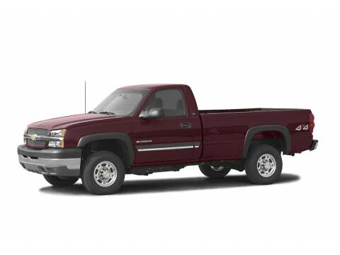 2003 Chevrolet Silverado 2500HD for sale at Sundance Chevrolet in Grand Ledge MI
