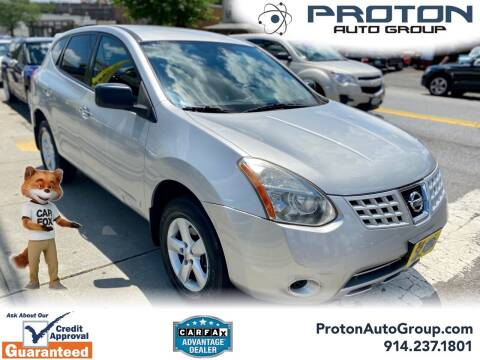2010 Nissan Rogue for sale at Proton Auto Group in Yonkers NY