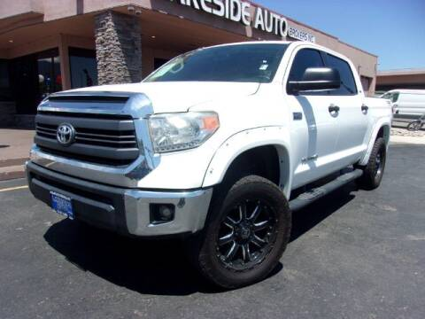 2015 Toyota Tundra for sale at Lakeside Auto Brokers Inc. in Colorado Springs CO