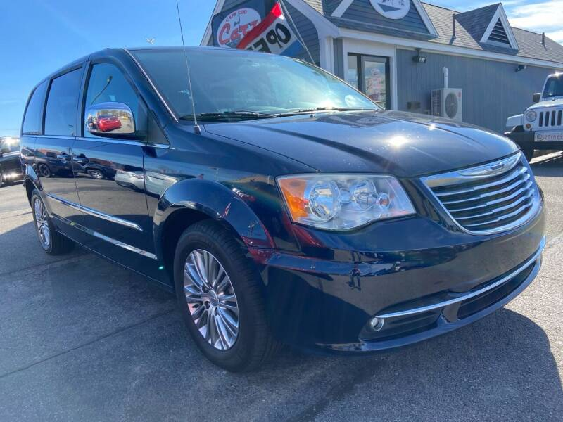 2013 Chrysler Town and Country for sale at Cape Cod Carz in Hyannis MA