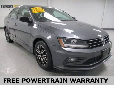 2018 Volkswagen Jetta for sale at Sports & Luxury Auto in Blue Springs MO