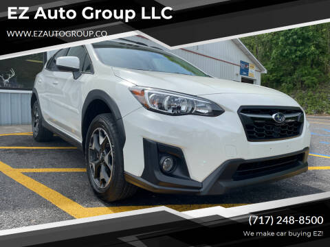 2019 Subaru Crosstrek for sale at EZ Auto Group LLC in Lewistown PA