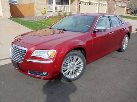 2014 Chrysler 300 for sale at The Car Guy in Glendale CO