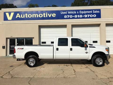 2014 Ford F-250 Super Duty for sale at V Automotive in Harrison AR