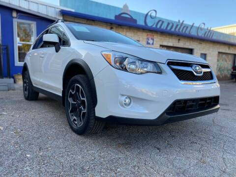 2014 Subaru XV Crosstrek for sale at Capital City Automotive in Austin TX