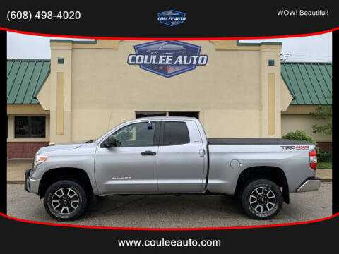 2015 Toyota Tundra for sale at Coulee Auto in La Crosse WI