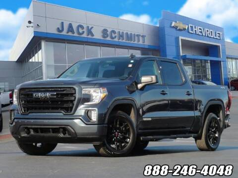 2020 GMC Sierra 1500 for sale at Jack Schmitt Chevrolet Wood River in Wood River IL